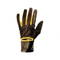 LA SPORTIVA TRAIL GLOVES BLACK/YELLOW